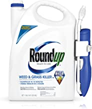 Roundup 5109010 Weed and Grass Killer III Ready-to-Use Comfort Wand Sprayer, 1.10-Gallon, 141 Fl Oz.