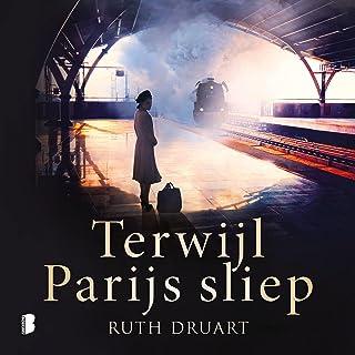Terwijl Parijs sliep: Een moeder wordt op transport gezet door de nazi's. In haar wanhoop geeft ze vlak voor vertrek haar ...