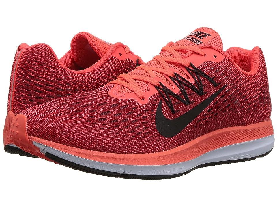 Nike Air Zoom Winflo 5 (Bright Crimson/Oil Grey/Gym Red/Team Red) Men