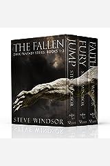 THE FALLEN Dark Fantasy Series: A Dark Dystopian Fantasy (Books 1 - 3) Kindle Edition