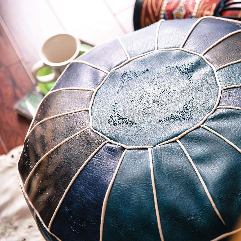 Atlanta Mall Cheap sale LJWLZFCGN Fake Pu Leather Waterproof Storage Porta Ottoman Poufs