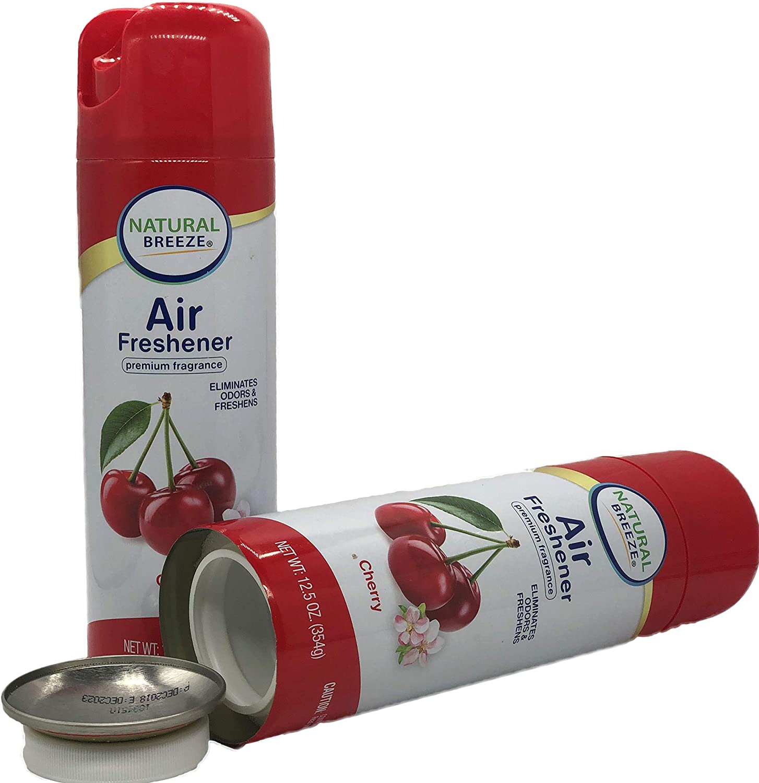 Natural Japan's Some reservation largest assortment Breeze Air Freshener Cherry Stash Diversion Safe