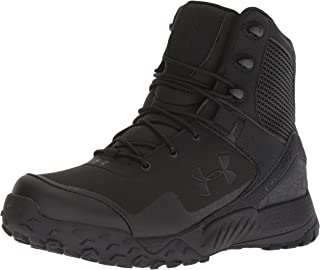 Women's Speedform Slingwrap Military and Tactical Boot, Black (002)/White, 13