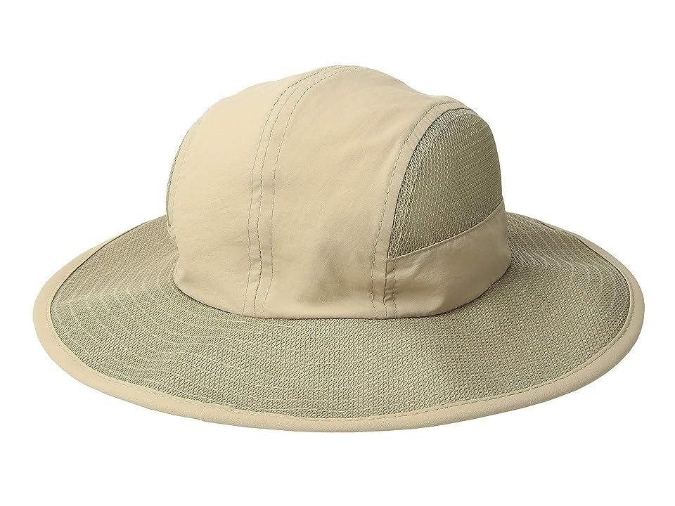 San Diego Hat Company OCW4709 - Mesh Sun Hat (Khaki) Caps