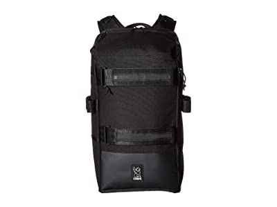 Chrome Niko F-Stop Pack (All Black) Bags