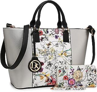Damen Designer-Handtaschen, große Schultertaschen, mit Tragegriff, Hobo, mit passendem Geldbeutel