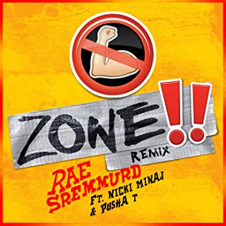 No Flex Zone (Remix) [feat. Nicki Minaj/Pusha T.] [Clean]