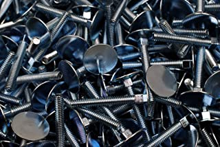 1//4-20 X 1 1//4 Elevator Bolts 400 Pc Carton Steel Zinc