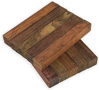 Legacy Woodturning, Cocobolo Wood Pen Blank, 3/4