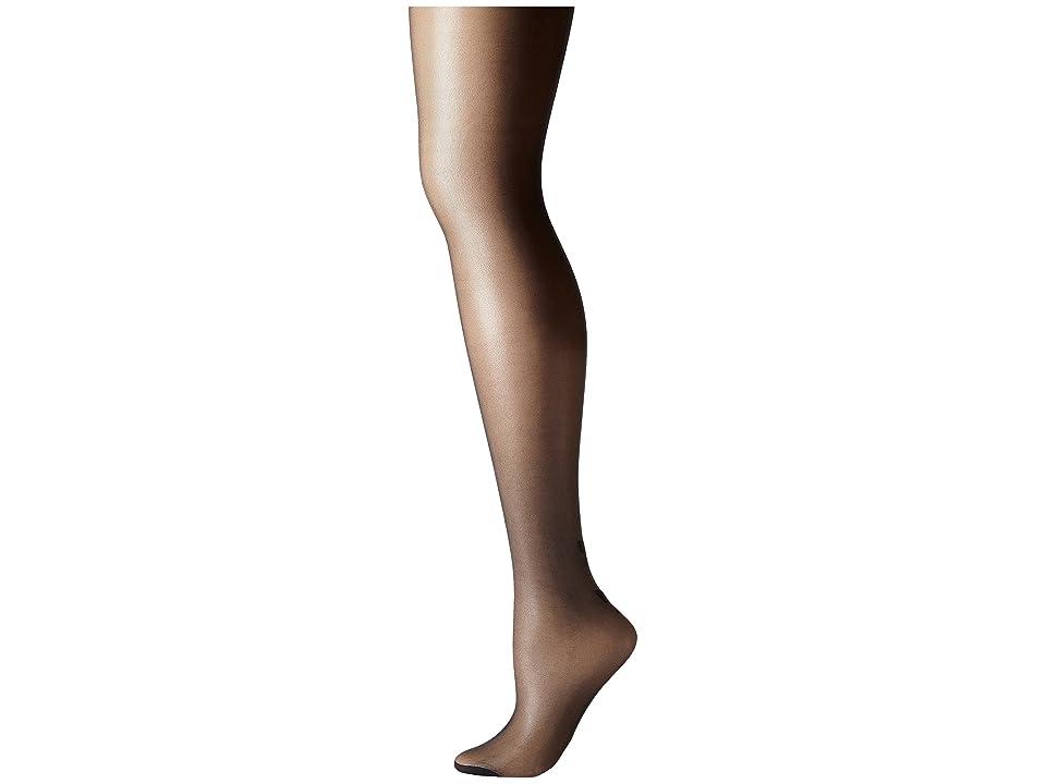 1950s Lingerie History – Bras, Girdles, Slips, Panties, Garters Pretty Polly - Plus Size Curves Bow Backseam Tights Black Hose $25.00 AT vintagedancer.com
