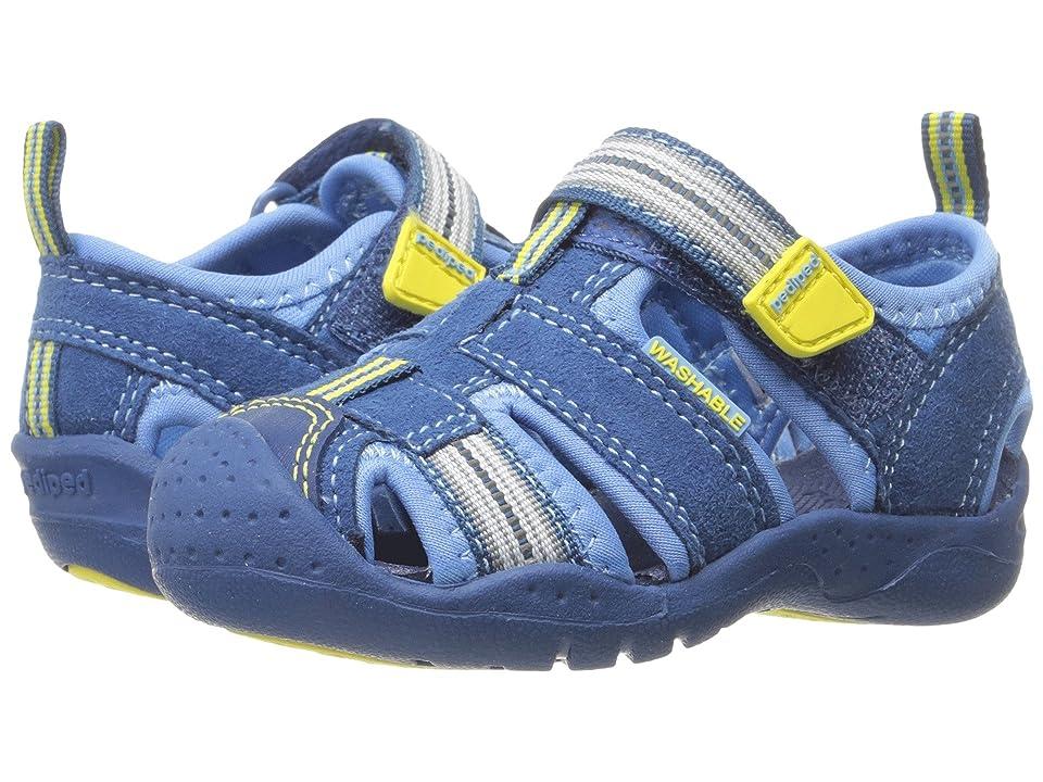 pediped Sahara Flex (Toddler/Little Kid) (Sky) Boys Shoes