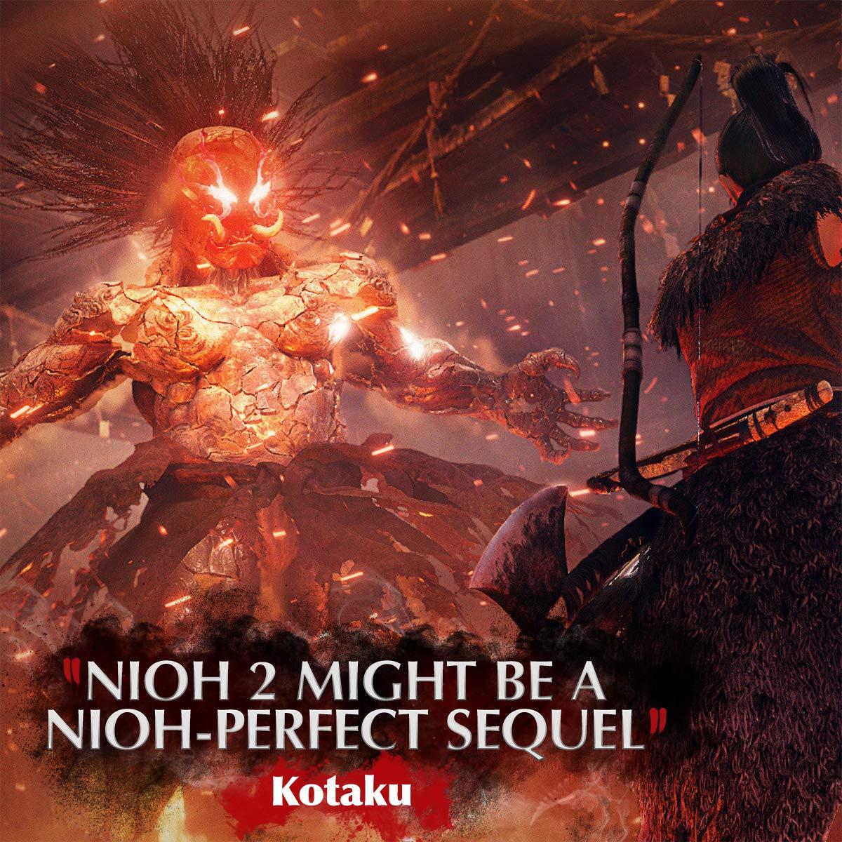 Nioh 2 - PlayStation 4 [Importación inglesa]: Amazon.es: Videojuegos