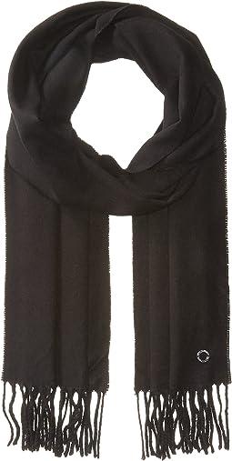 Calvin Klein - Solid Woven Scarf
