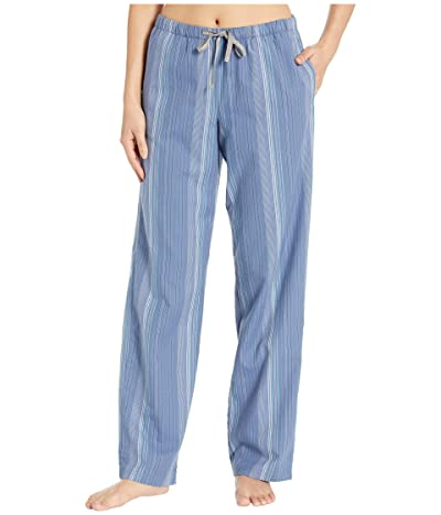 Life is Good Classic Sleep Pants (Vintage Blue) Women