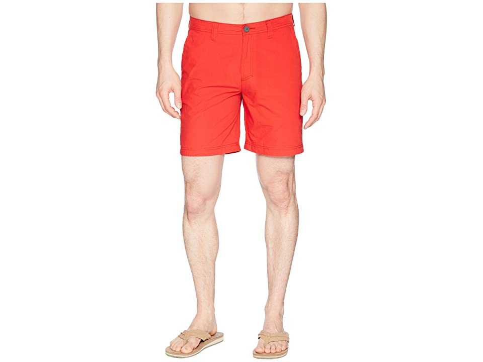 Columbia Washed Outtm Short (Red Spark) Men