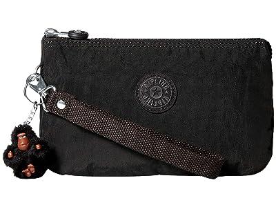 Kipling Creativity XL Pouch (Black) Clutch Handbags