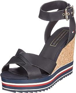 4d88985eb Amazon.fr : Tommy Hilfiger - Sandales mode / Sandales et nu-pieds ...