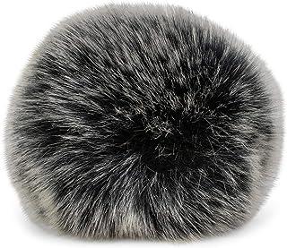 Unisexe 04024034 Couleur:Marron chin/é styleBREAKER Bonnet Classique avec Application en Strass en Forme de t/ête de Mort mat/ériel:Chaud