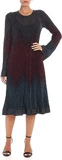 MISSONI Luxury Fashion Womens 2DG001882K002GL701A Light Blue Dress   Fall Winter 19