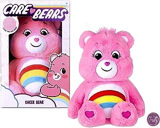 Care Bears Cheer Bear Stuffed Animal ,14 inches