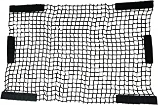 Ferocity Universaler Auto Netz Kofferraumnetz mit Klett (haftet an Kofferraum) 60 x 80 cm [058]