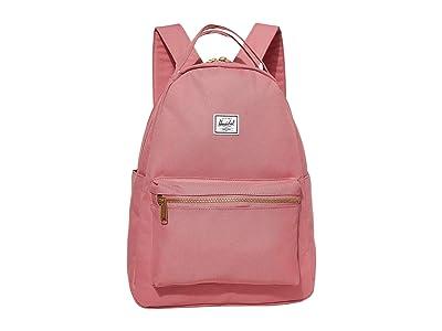 Herschel Supply Co. Nova Mid-Volume (Heather Rose) Backpack Bags