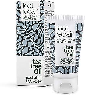 Australian Bodycare Foot repair 50 ml | Lindrande Tea Tree Oil gel mot klåda, sveda och rodnad mellan tårna | Kan användas...