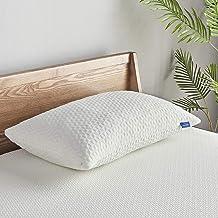 وسائد كينج للنوم، وسائد سرير من إسفنج ميموري مجزأ، مناسبة للنوم من الجانب/الخلف/البطة، معتمدة من CertiPUR-US