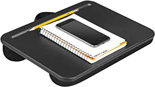 LapGear Compact Lap Desk - Black - Fits up to 13.3 Inch Laptops - Style No. 43108