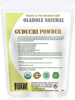 Oladole Natural Guduchi USDA Organic Certified 100% Natural