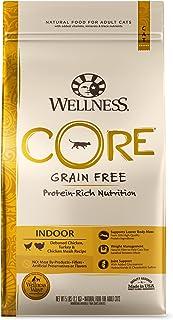 Wellness CORE Indoor Deboned Chicken, Turkey & Chicken Meals Dry Cat Food 5lb