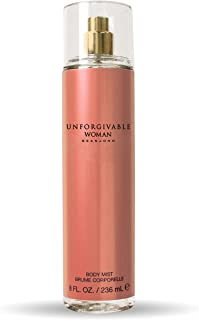 Best Unforgivable By SEAN JOHN FOR WOMEN 8 oz Body Spray Review