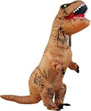 Halloween Adulto Inflable T Rex Dinosaur Partido Dinosaurio