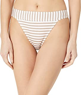 Vicious Young Babes - VYB Women's Maya Vintage High Waist Swimsuit Bikini Bottom