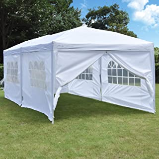 Best pop up canvas canopy Reviews