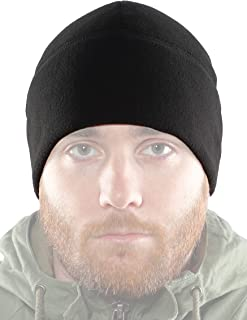 Fleece Winter Warm Watch Cap - Mens - Army Military Tactical Skull Beanie Hat