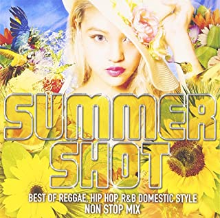 BEST OF REGGAE,HIP HOP,R&B DOMESTIC STYLE-SUMMER SHOT-NON STOP MIX