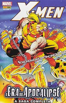 X-Men - A Era do Apocalipse - Volume 4