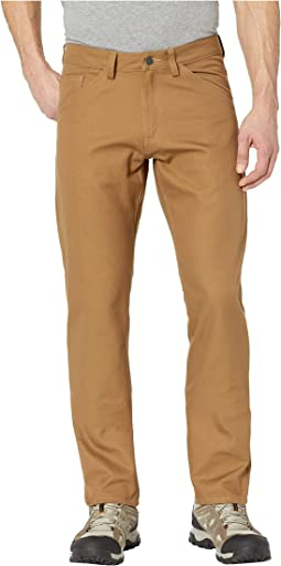 Greenland Canvas Jeans in Dark Sand