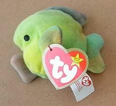 TY Teenie Beanie Babies Coral the Fish Plush Toy Stuffed Animal