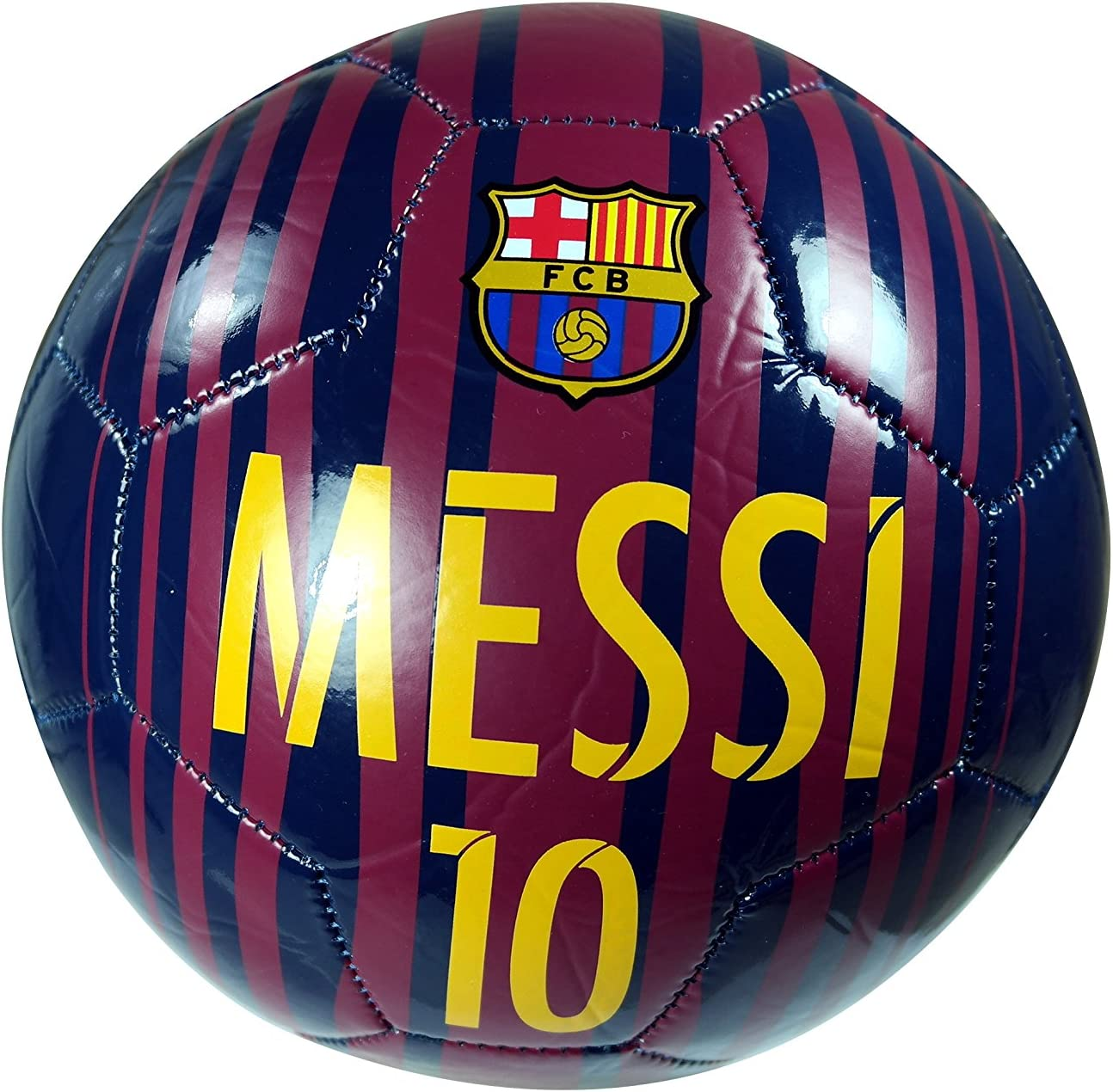 FC Barcelona security Authentic Official Messi Licensed 10 Socc Signature Tulsa Mall