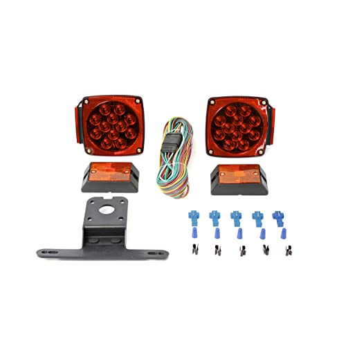 Awesome Trailer Wiring Harness Kit Amazon Com Wiring Cloud Mangdienstapotheekhoekschewaardnl