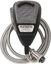 Astatic (302-10001SE) 636LSE 4-Pin Noise Canceling CB Microphone