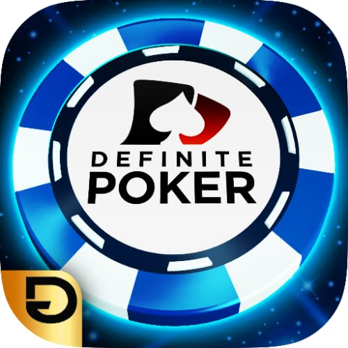 Definite Poker™ - Live Texas Holdem Poker Game