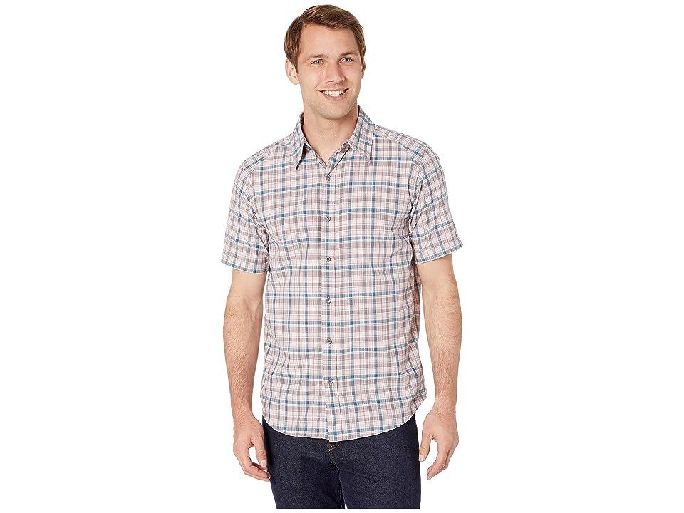 Marmot Agrozonda Short Sleeve Shirt (Bright Steel) Men