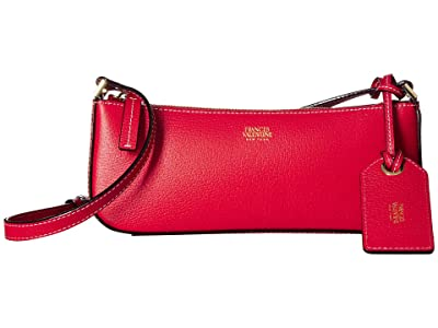 Frances Valentine Pip Small Convertible Shoulder Bag (Red) Handbags