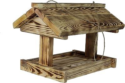 Woodlink AT3 11 po Deluxe Cedar Feeder: Amazon.es: Productos para ...