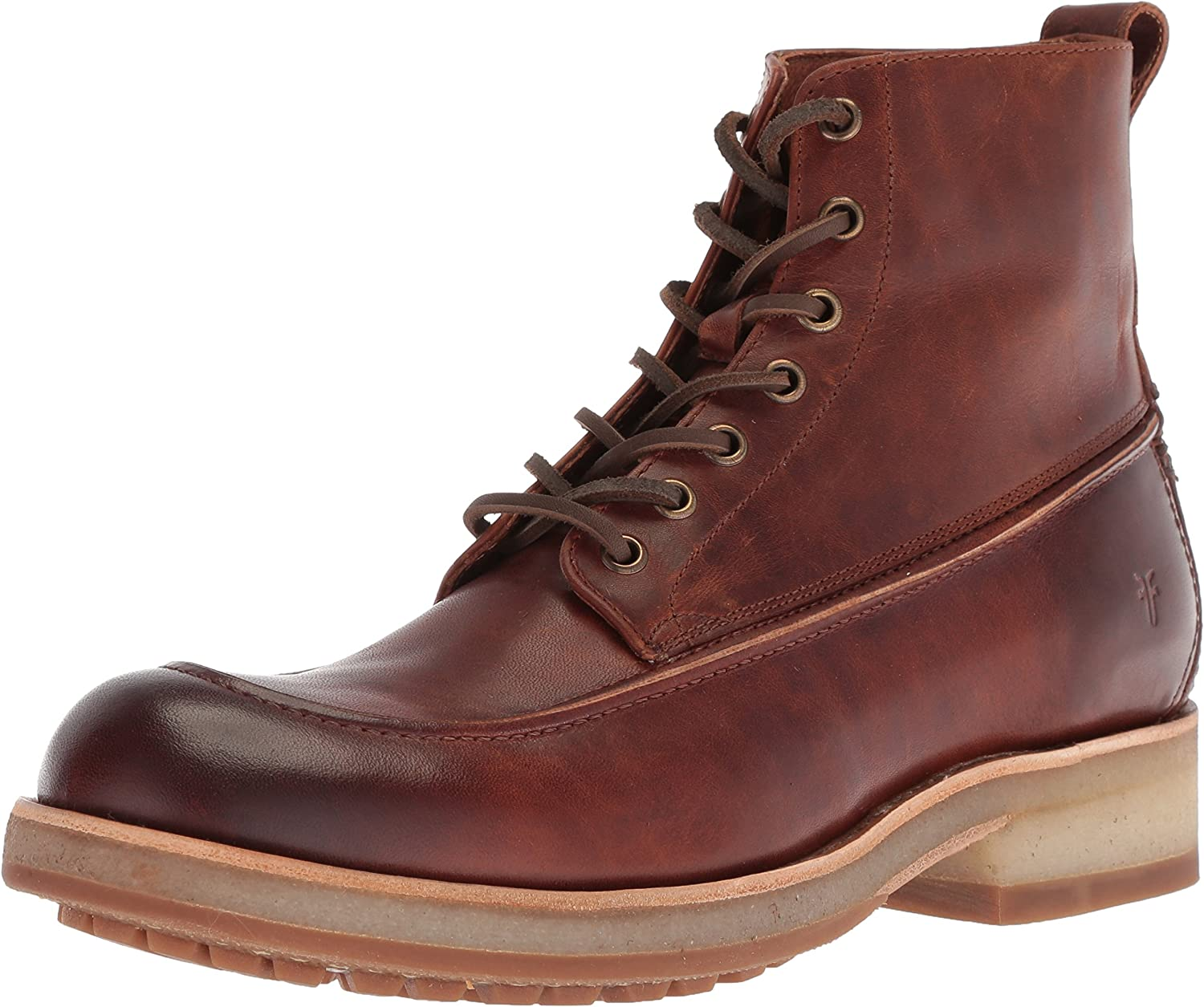 FRYE Men's Rainer WorkStiefel Fashion Stiefel, Cognac, 11 M