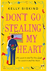Don't Go Stealing My Heart (Showmen) Kindle Edition
