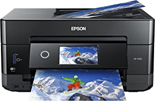 Epson Expression Premium XP-7100 Wireless Color Photo Printer with ADF, Scanner and Copier